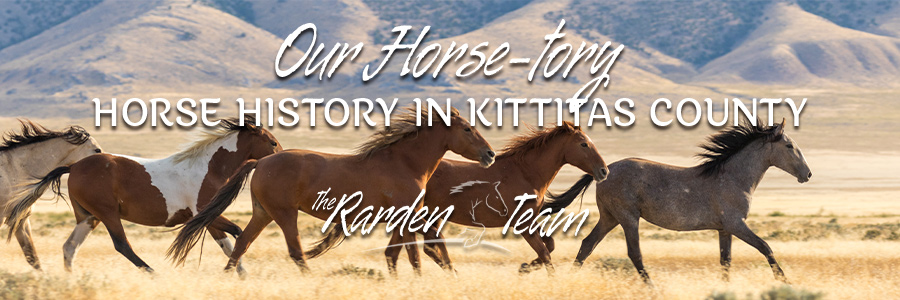Our Horse-tory – Horse History in Kittitas County
