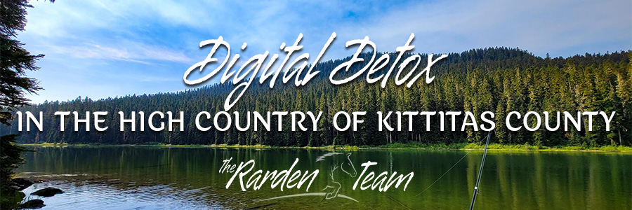 Digital Detox in the High Country of Kittitas County